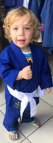 kimono infantil  judô  jiu jitsu  karate  azul  rosa   branc