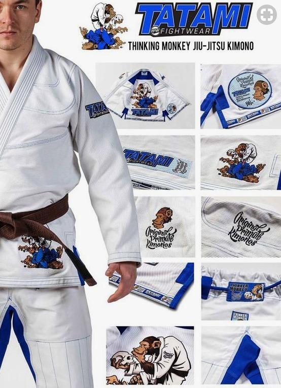Kimono Jiu Jitsu A2 - Tatami Mono Pensador (ed. Limitada) - $ 4.400 ...
