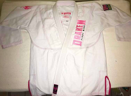 kimono jiu-jitsu femenino draken