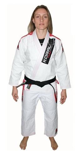 kimono jiu jitsu koral mkm harmonik branco