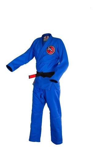 kimono jiu jitsu opp naja a0 a1 a2 a3 a4 trançado azul