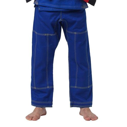 kimono jiu-jitsu série limitada azul stormstrong