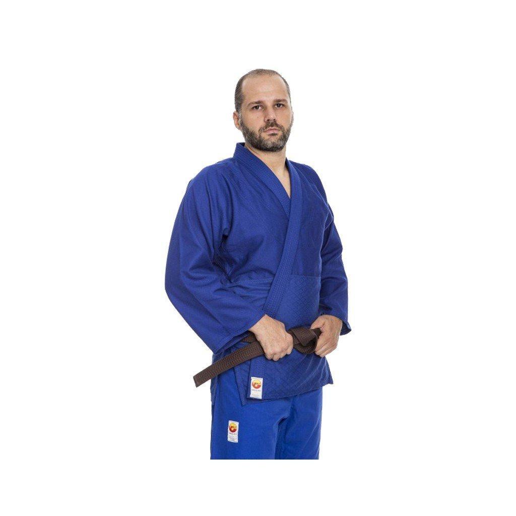 fef720426 kimono judo azul trançado brasil dragão - adulto. Carregando zoom.