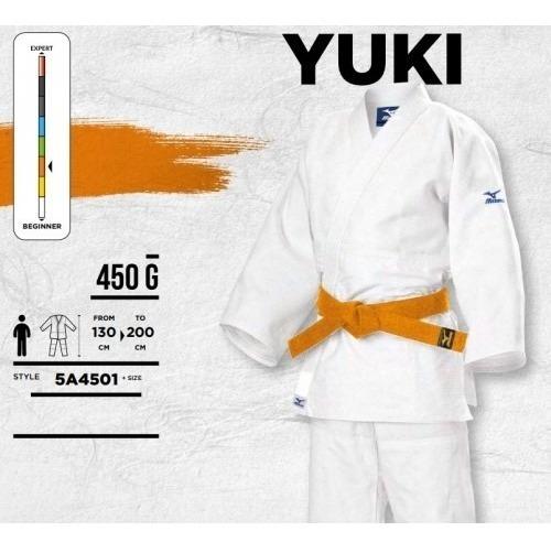Mizuno Kimono Judo Yuki 2-450g