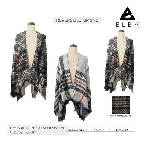 kimono para invierno