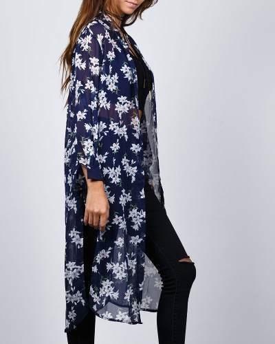 kimono synergy chifon estampado 211