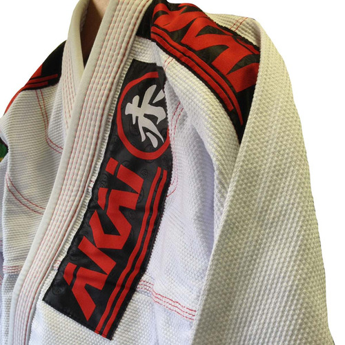 kimonos akai - competition  adulto a0/a4 - branco