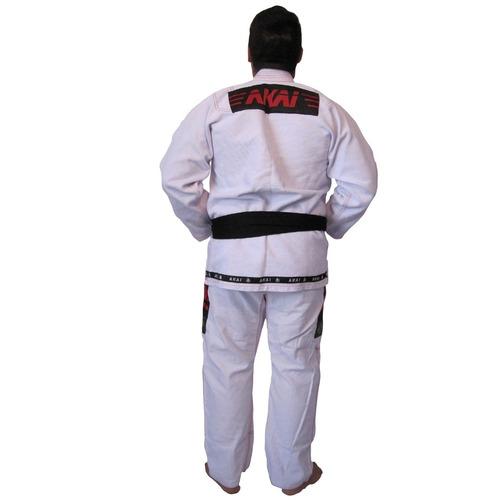 kimonos akai - competition  adulto a0/a4 - branco