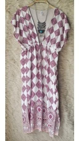 kimonos ropa largos mujer estampados verano
