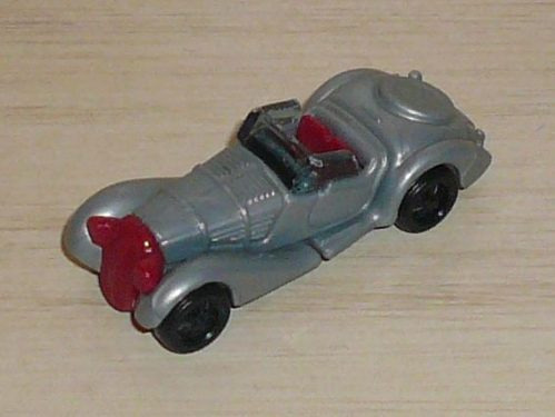 kinder k94 83 auto convertible sin cartina original