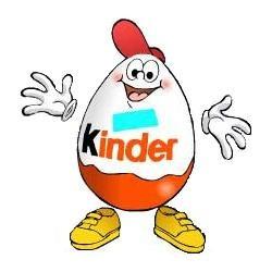 kinder ovo -cozinheiro -( k 92 - nº 65) -  ( l 385)