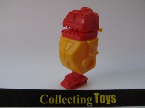 kinder ovo - robô - ( k 95 nº 04) - ( l 110 )
