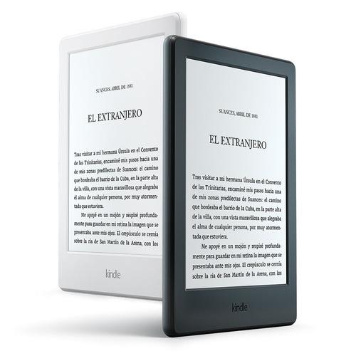 kindle 2018  lector electrónico  +  42 mil libros de regalo