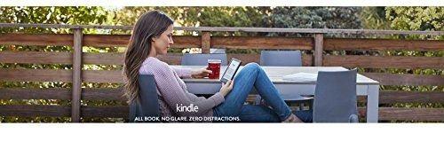 kindle e-reader - blanco, pantalla táctil sin brillo de 6