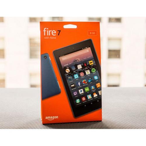 kindle fire 7 tablet nueva generación 8gb wifi amazon