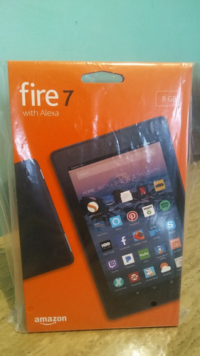 kindle fire 7 y 8hd tablet 8gb color negro