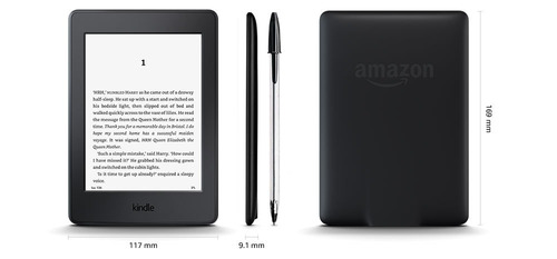 kindle paperwhite!!! poco uso!