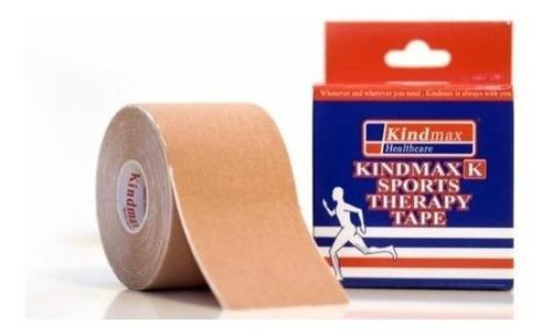 kindmax tape kinesiologico marca  8 colores disponibles 5cm