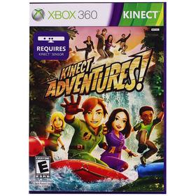 Kinect Adventures Para Xbox 360 Excelente Estado Semi Nuevo.