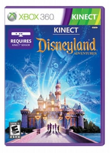 kinect disneyland adventures - xbox 360- envío gratis