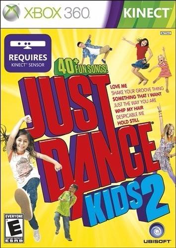 kinect just dance kids 2 xbox 360