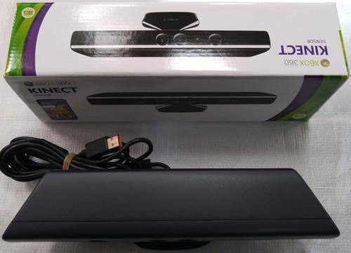 kinect para xbox 360 fat, slim, slim e + garantia