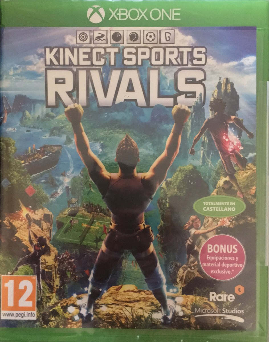 Kinect Sport Rival Juego Para Kinect Xbox One 1 500 00 En