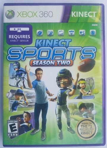 kinect sports season two para xbox 360* play magic