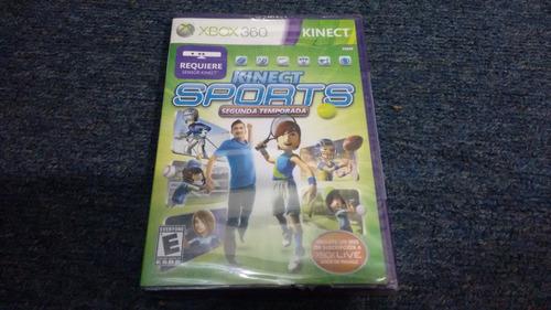 kinect sports segunda temporada completo para xbox 360