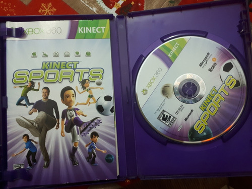 kinect sports y kinect adventures
