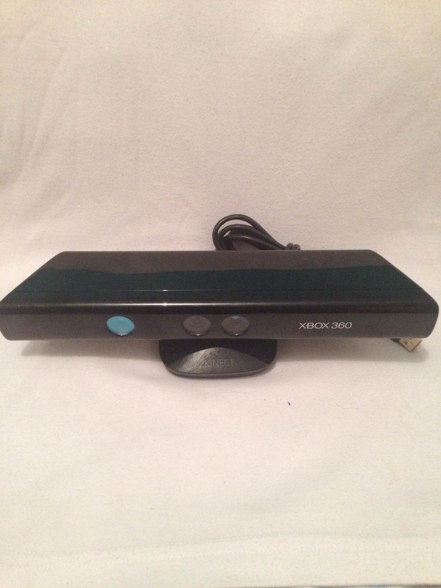 Sensor Kinect Para Xbox 360 80 000 En Mercado Libre