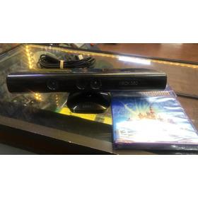 Kinect Xbox 360 Con Juego De Regalo