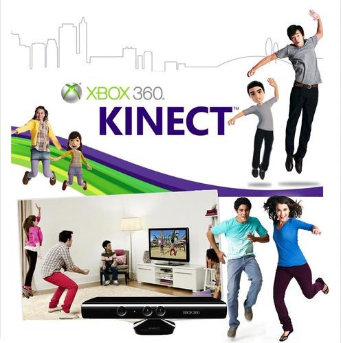 kinect xbox 360 juego