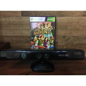Kinect Xbox 360 Original + Jogo Original + Garantia