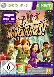 Kinect Xbox 360 Original Juego Kinect Adventures 2 850 00 En