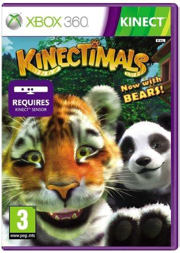 kinectimals - ¡ahora con osos! - compatible con kinect (xbox