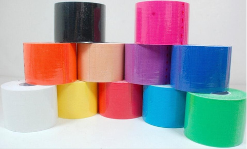 kinesio tape - cinta kinesiologica taping