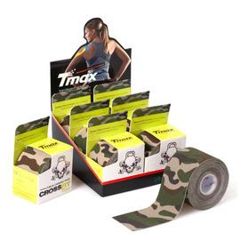 Kinesio Tape Tmax Crossfit Camuflada - Fita Bandagem Adesiva