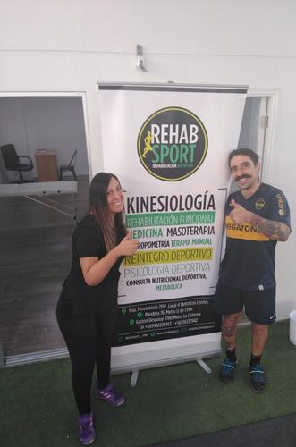 kinesiología tiger rehab