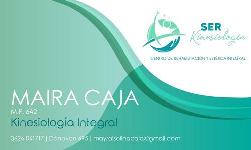 kinesiologia y estética integral