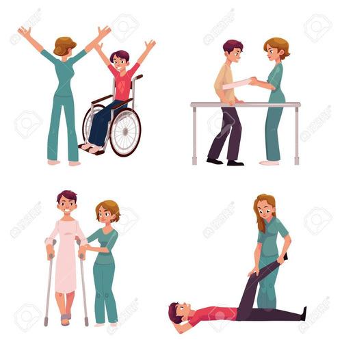 kinesiologia y terapia ocupacional a domicilio