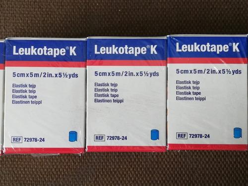 kinesiotape leukotape 100% original - varios colores