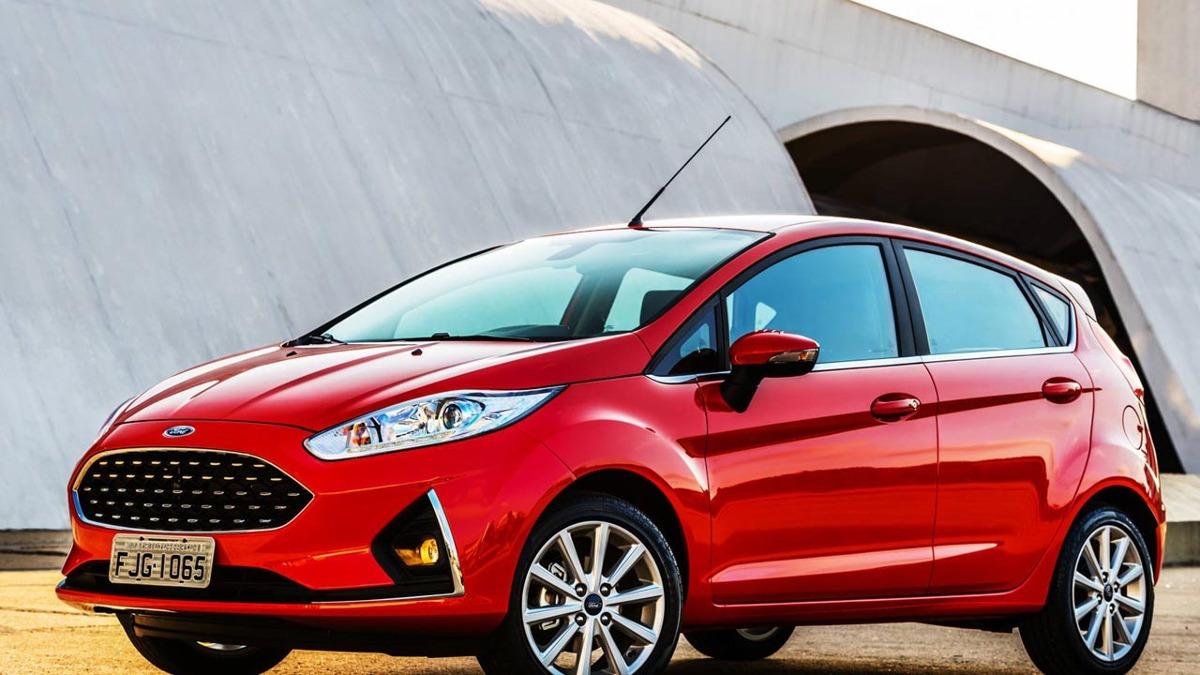 Nuevo Ford Fiesta Kinetic Design 2018 Titanium Manual