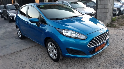 kinetic design ford fiesta