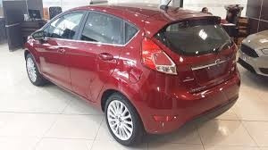 kinetic ford fiesta