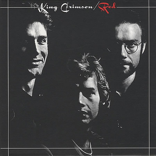 king crimson - red - vinilo - 200 gr