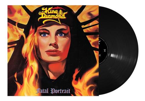 king diamond - fatal portrait [new vinyl lp  disponible!