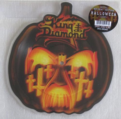 king diamond halloween 2tr shaped 7 single mercyful fate