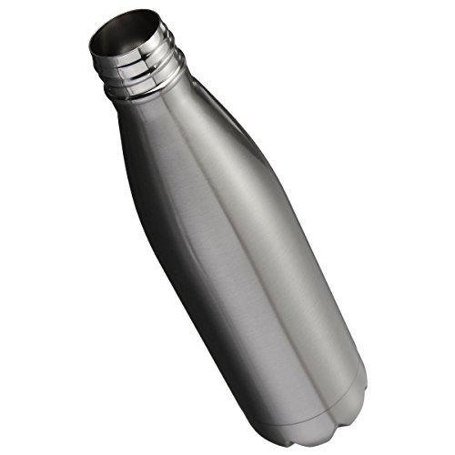 king do way botella de agua de acero inoxidable con aislamie