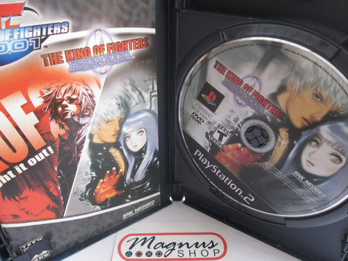 king fighters ps2